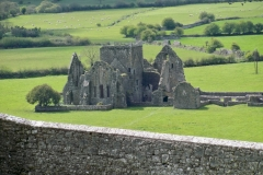 Ah......Hore Abbey.  This is one of the biggest reasons I went to Irealnd